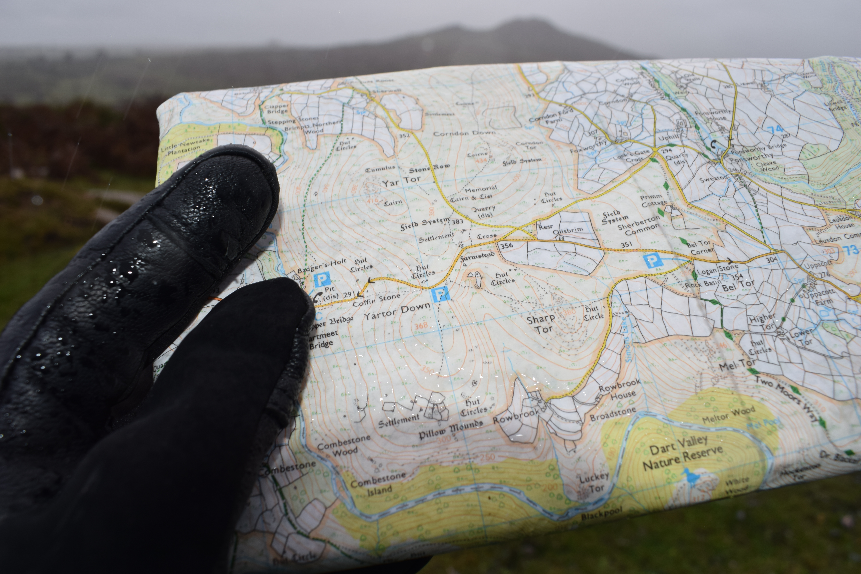 Seven Reasons to Learn Map Reading   Belinda Dixon